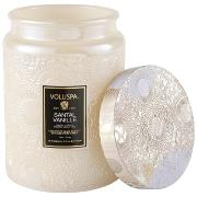 Bougie 510 gr - Santal Vanille / VOLUSPA