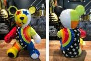 Ours Rainbow 45 cm / Museum by Drimmer