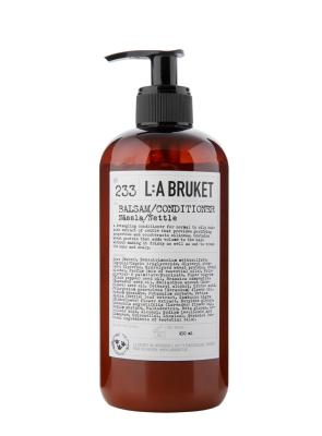 N°233 Conditioner Nettle 450 ml (Orties) - Cheveux Gras / L:A BRUKET