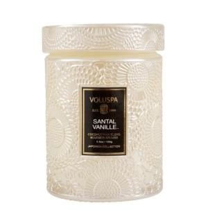 Bougie 156 gr - Santal Vanille / VOLUSPA